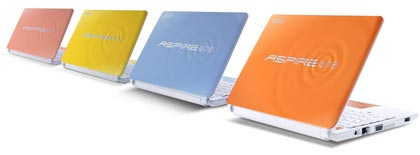 Нетбуки Aspire One Happy 2