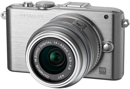 Камера Olympus PEN Lite E-PL3