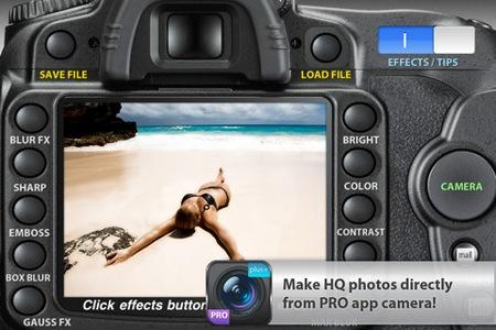 Camera PRO+