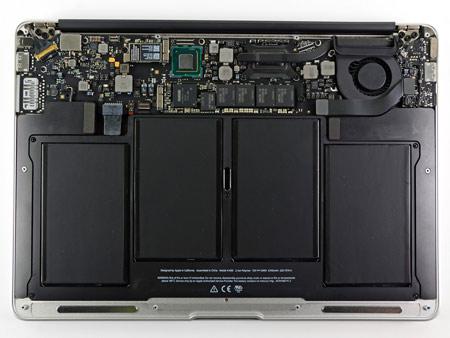 ���������� ����� MacBook Air