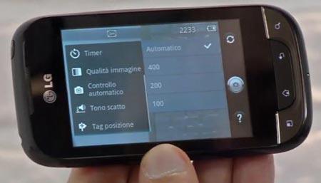 �������� LG Optimus Net