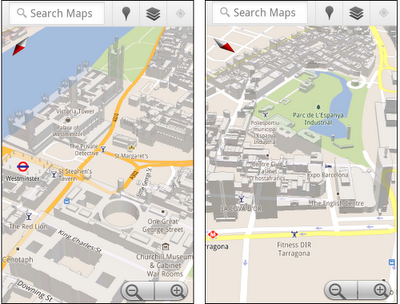 Карты Google для Android