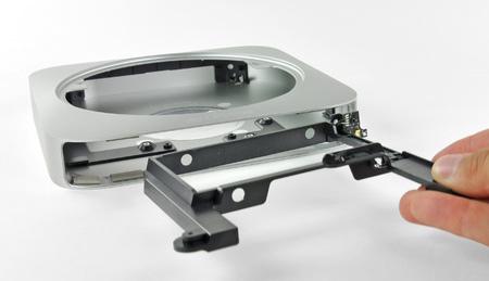 В новый Mac mini можно установить второй жесткий диск или SSD