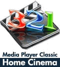 Media Player Classic - Home Cinema Logo