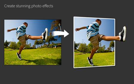 Результат использования Photoshop Elements 9
