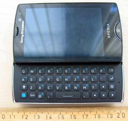 смартфон Sony Ericsson Xperia mini pro