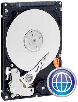 Western Digital ������ ����� HDD ����������� 2,5 ����� �������� 9,5 �� �� 1 ��