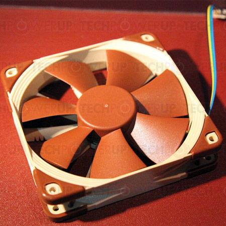 Noctua заставляет вентиляторы «фокусировать» поток воздуха