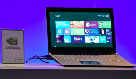 Планшет с ОС Windows 8