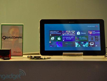 �������� ���������� � �� Microsoft Windows 8 �� ���������� Qualcomm Snapdragon