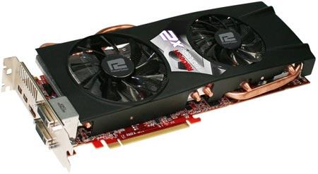 3D-карта PowerColor Radeon HD 6870 X2