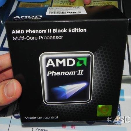 процессор AMD Phenom II X4 960T Black Edition