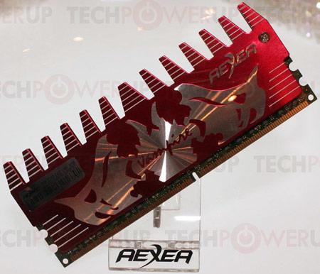 Computex 2011: модули памяти Aexea Vampire