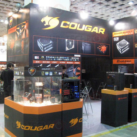Computex 2011: Cougar показывает блоки питания 92% Platinum