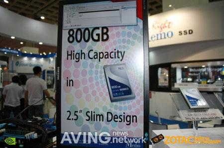 SSD Memoright ������� 800 ��
