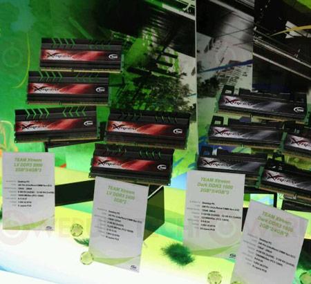 TEAM Xtreem � ������� ������ ������ DDR3 ��� ��������� �������