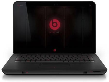 Ноутбук HP Envy 14 Beats Edition