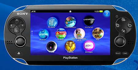 PlayStation Vita � ����� ����������� ��������������� ���������� Sony
