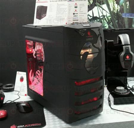 Корпус CM Storm Enforcer в исполнении AMD Scorpius