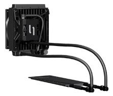 CoolIT представила систему водяного охлаждения OMNI N590 A.L.C. для NVIDIA GeForce GTX 590