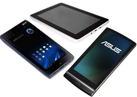 ������������ �������� ������� Android 3.2 �� ����� ����