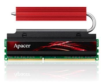 Серию Apacer ARES пополнил набор модулей памяти DDR3-2133 объемом 8 ГБ