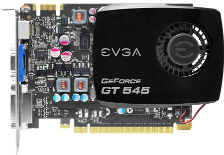 EVGA GeForce GT 545