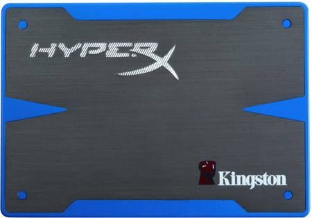 Kingston представила свои первые SSD на базе контролеров SandForce