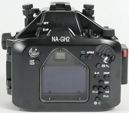 Бокс Nauticam NA-GH2