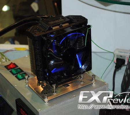 гибридный охладитель PCcooler OC3 W120
