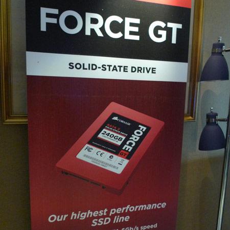 Самые быстрые SSD в ассортименте компании — Force GT
