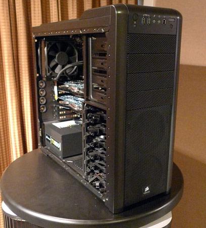 корпус для игровых систем Carbide 400R