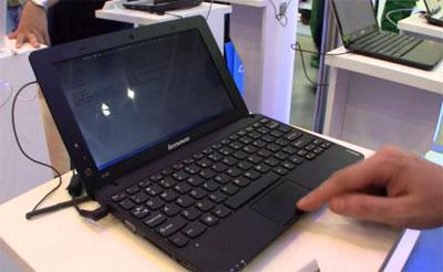Lenovo IdeaPad S100 теперь доступен и с предустановленной ОС MeeGo