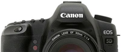 Canon EOS 5D Mark III дебютирует после того, как в начале следующего года появится EOS 3D