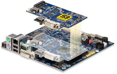 VIA VB8004 и VIA S3 5400E
