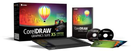 CorelDRAW Graphics Suite X5 Limited Edition