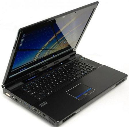 Eurocom добавляет GeForce GTX 560M в ноутбуки Racer, Neptune и Panther 3.0.