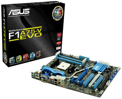 ASUS F1A75-V EVO