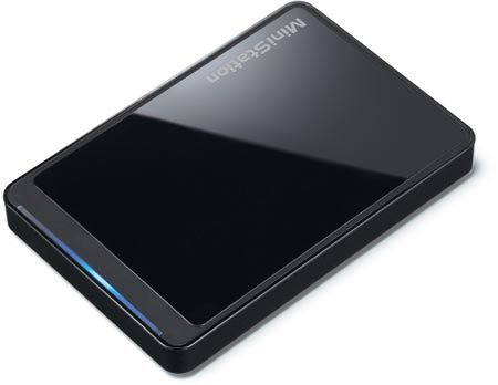 Buffalo увеличивает объем накопителей MiniStation до 1 ТБ