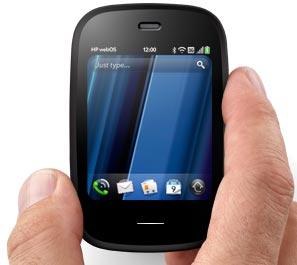 смартфон HP Veer
