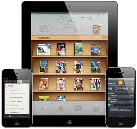 iOS 5 во всей красе