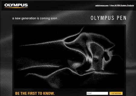 Olympus обещает скорый выход нового поколения камер PEN