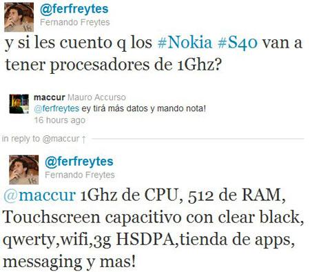 Nokia готовит телефон с процессором частотой 1 ГГц?
