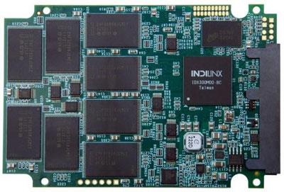 В SSD OCZ Everest используется контроллер Indilinx