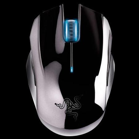 ���� Razer Orochi Black Chrome Edition