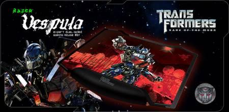 Коллекционное издание Razer Transformers 3