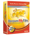 Recovery My Files Box-art