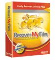 Recovery My Files Box-art