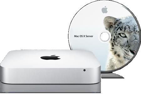 ��������� ������ Mac mini