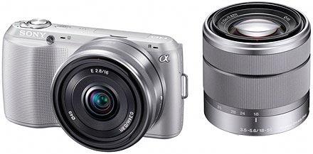 камерa Sony NEX-C3